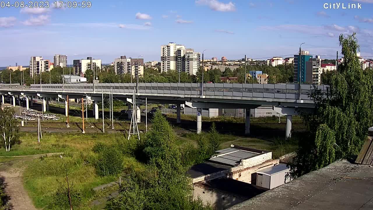 Ремонт гоголевского моста, камера 2